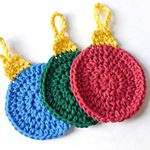 Holiday Ornament Tawashi Pattern